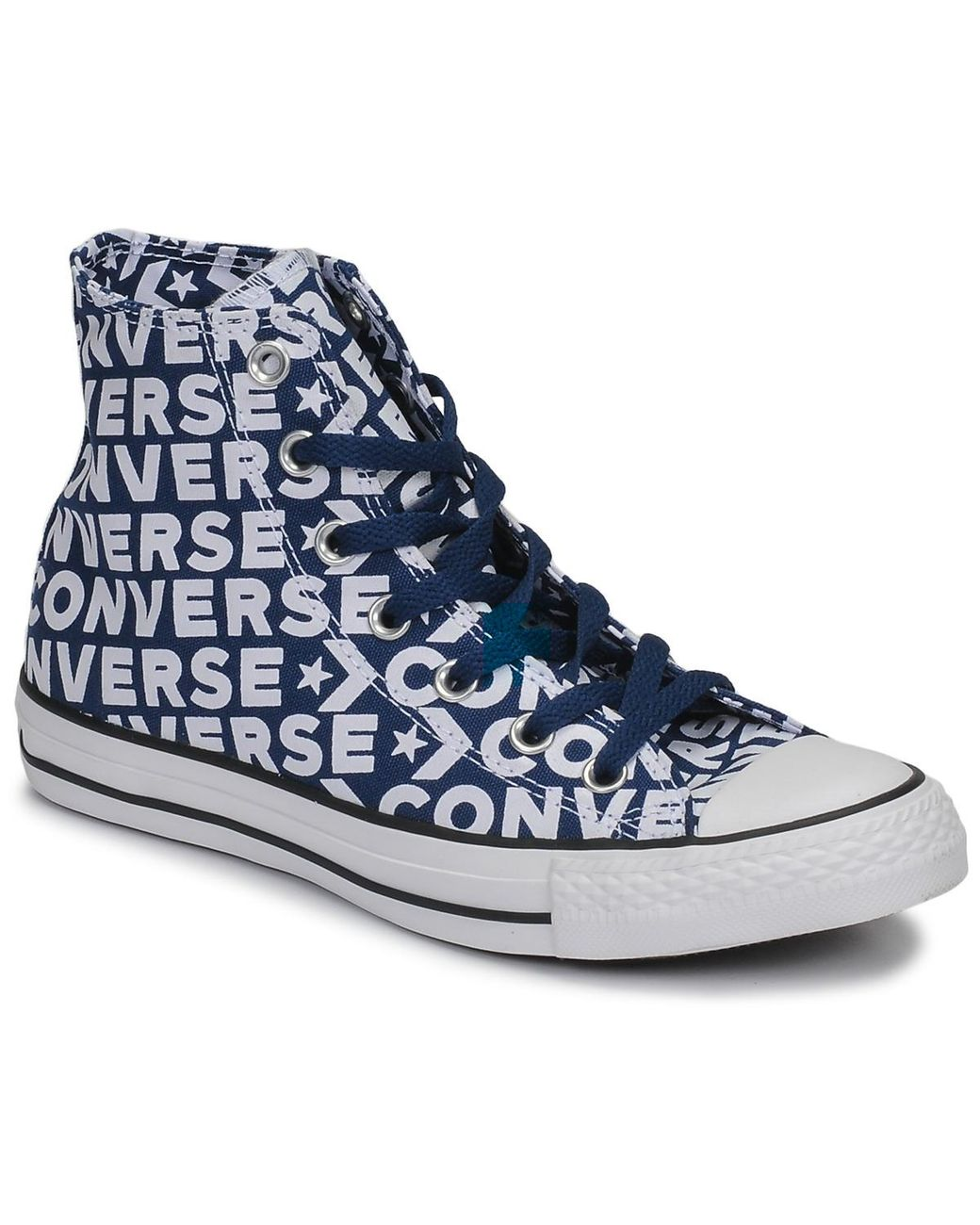44223edde8bcd9 Converse Chuck Taylor All Star Wordmark Hi Women s Shoes (high-top ...