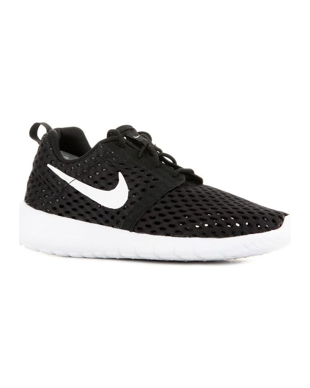 6207766201d3 Nike. Roshe One Flight Weight 705485-008 Women s Shoes (trainers) In Black