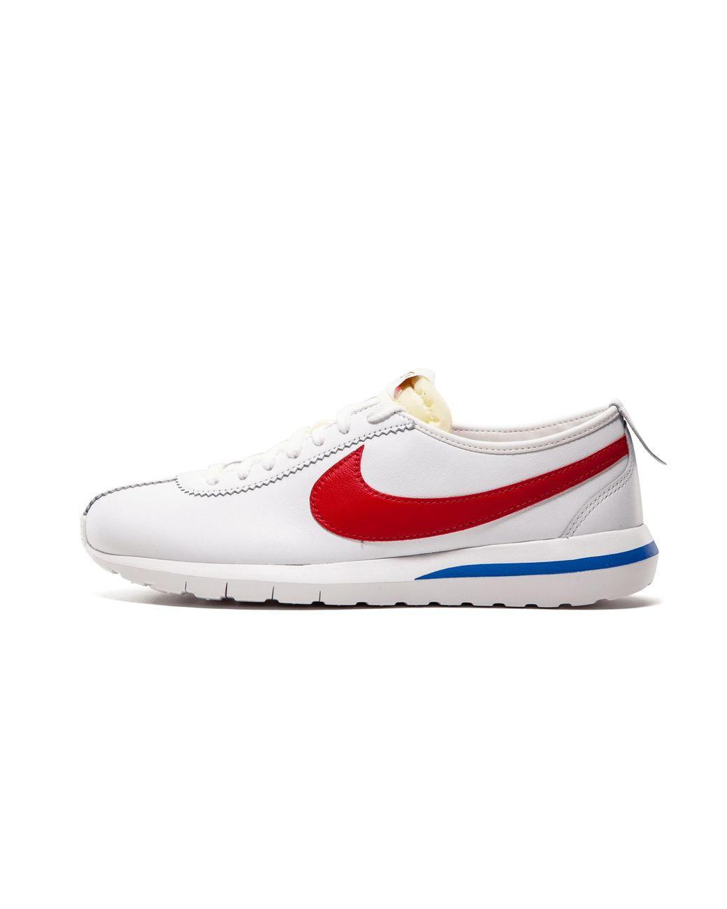 hot sale online f4b7a f85f2 Nike. Men s White Roshe Cortez ...