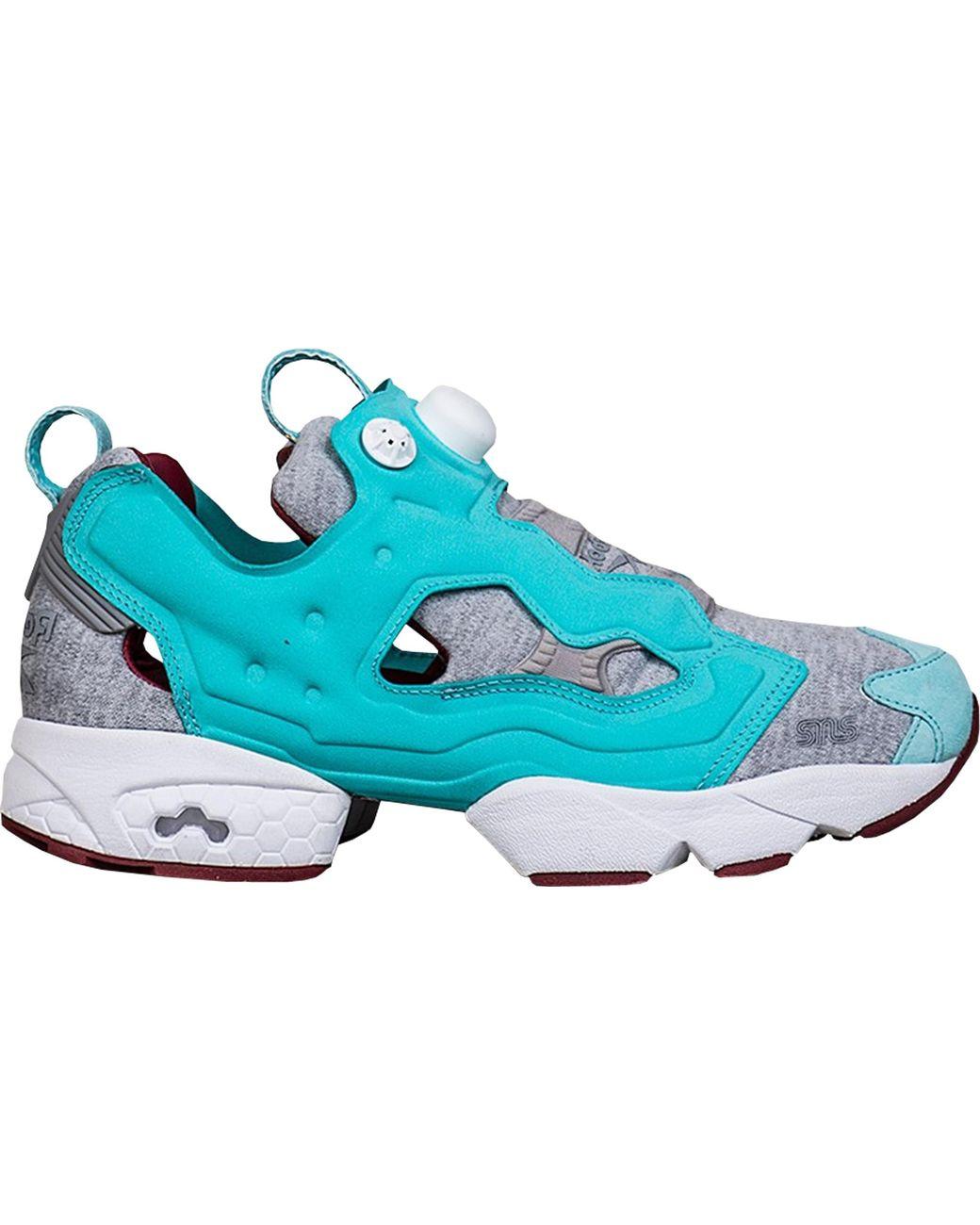 3934b870 Long-Touch to Zoom. Reebok - Blue Instapump Fury Sneakersnstuff A Shoe ...