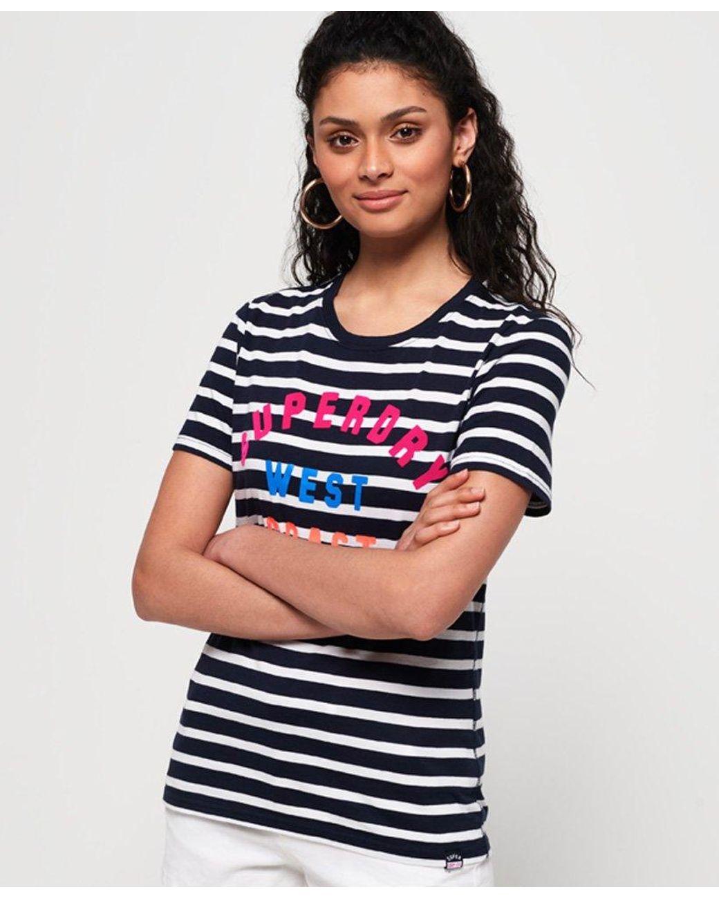 Superdry T-Shirt Donna