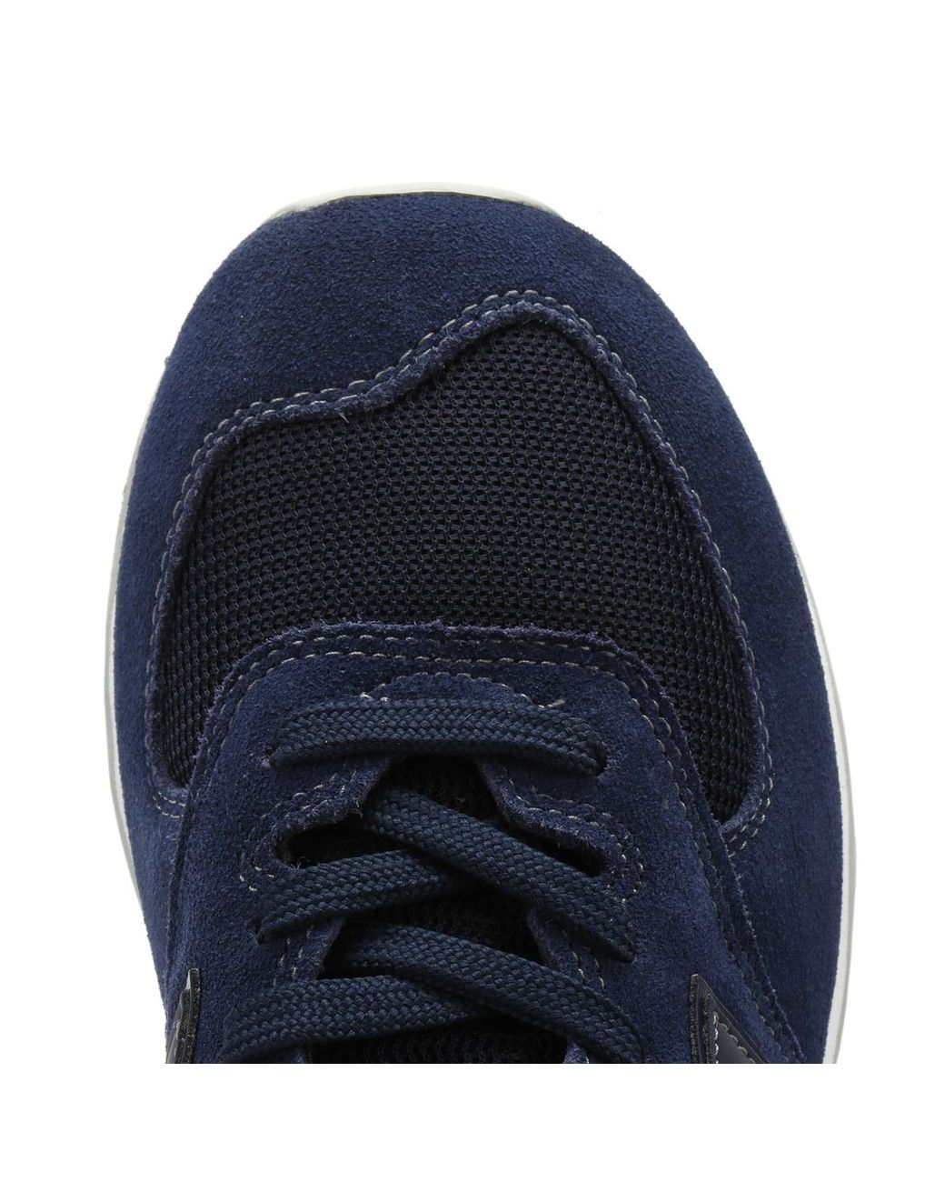 678e941efd77 Lyst - New Balance Mens Pigment Navy 574 Classic Trainers in Blue for Men