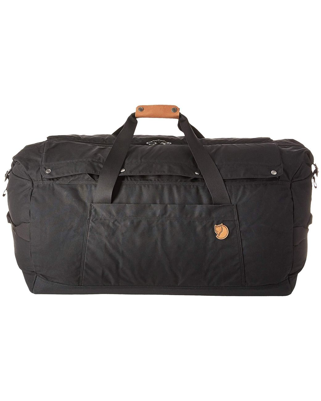 583e0cf8a35 Lyst - Fjallraven Duffel No.6 Large (black) Bags in Black for Men