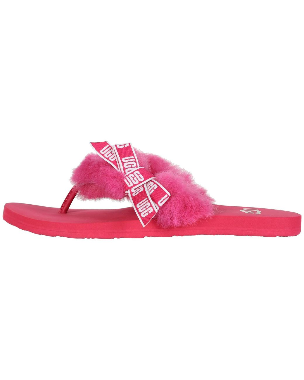 f796c8b83 Lyst - UGG Sunset Graphic (seashell Pink) Women s Sandals in Pink