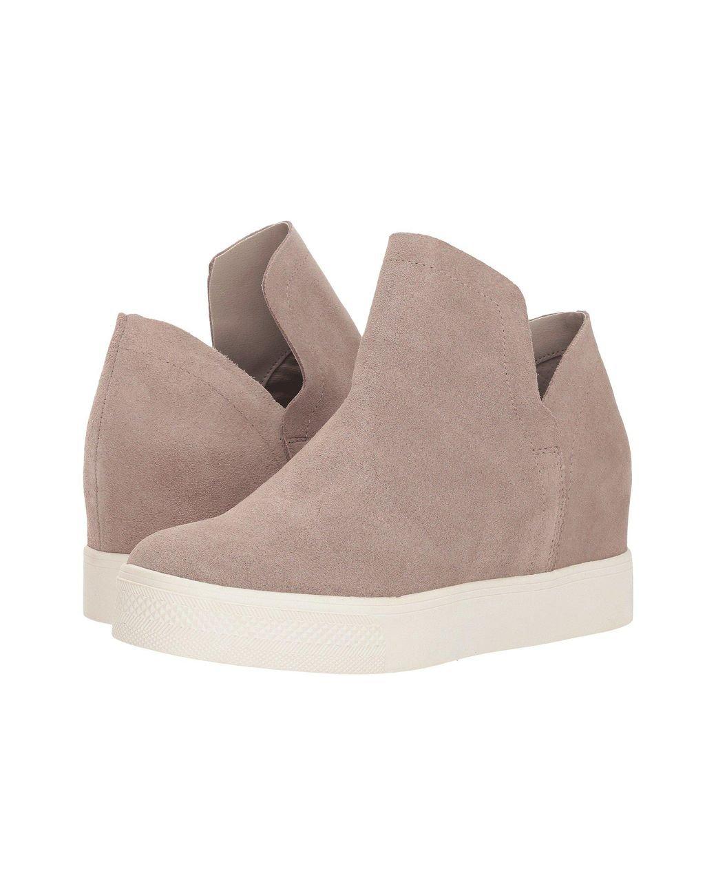 c02e54fb1ac Lyst - Steve Madden Wrangle (black Suede) Women s Shoes
