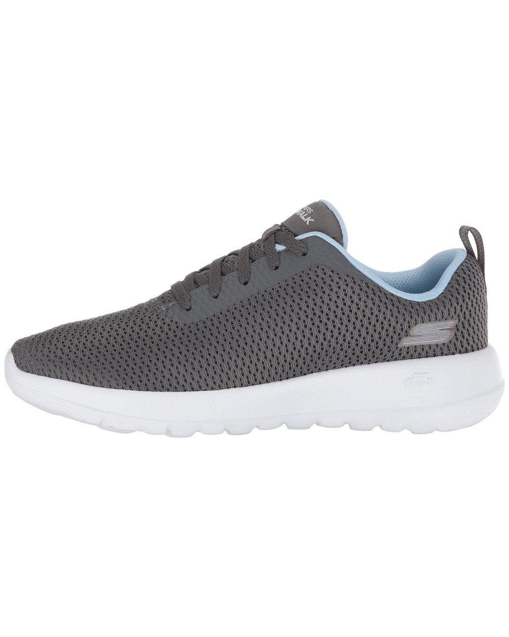 14d9815131f1 Lyst - Skechers Gowalk Joy - Paradise (gray blue) Women s Shoes in Gray