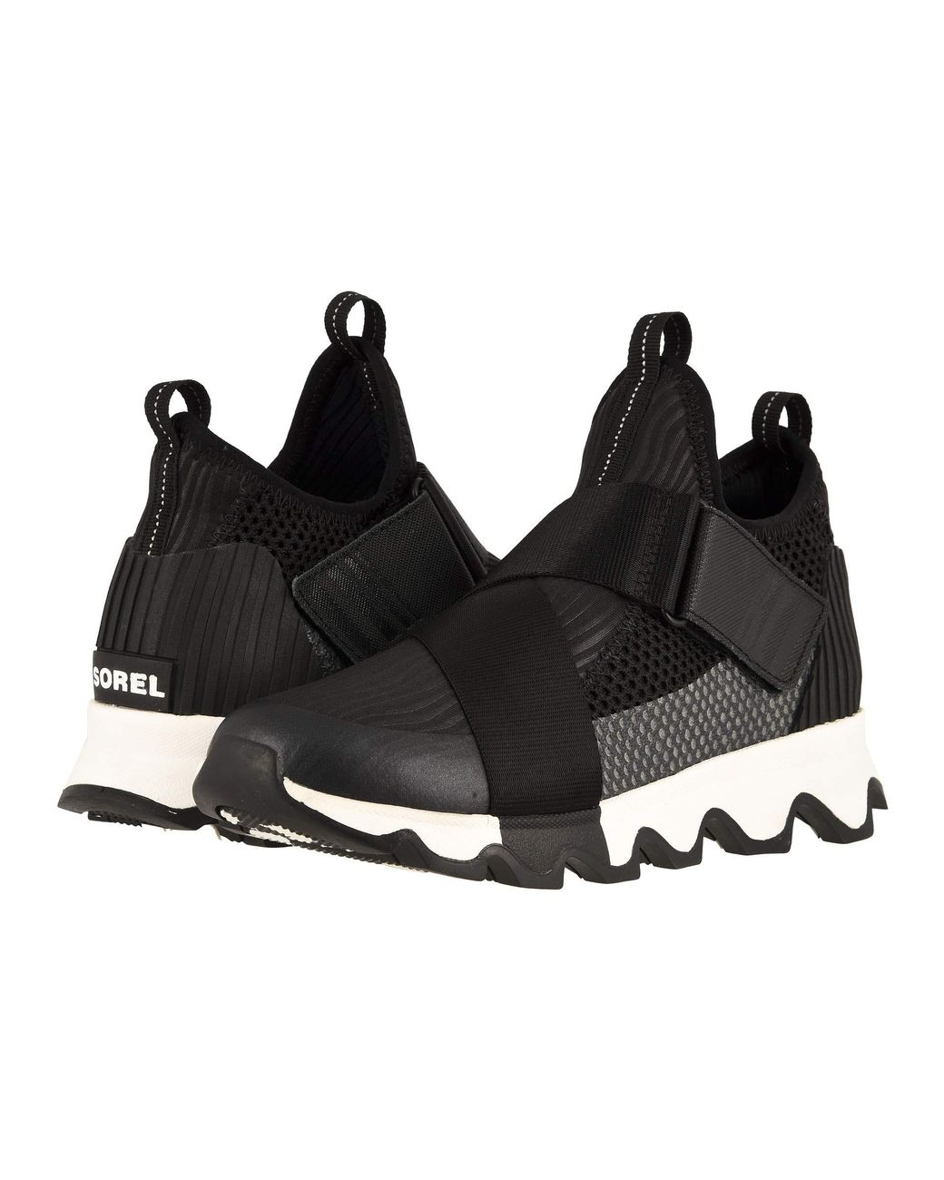 224e3a5935b Lyst - Sorel Kinetic Sneakers in Black - Save 44%