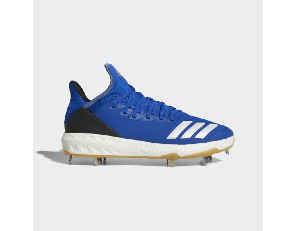 bae2203b618d5 Lyst - adidas Boost Icon 4 Cleats in Blue for Men