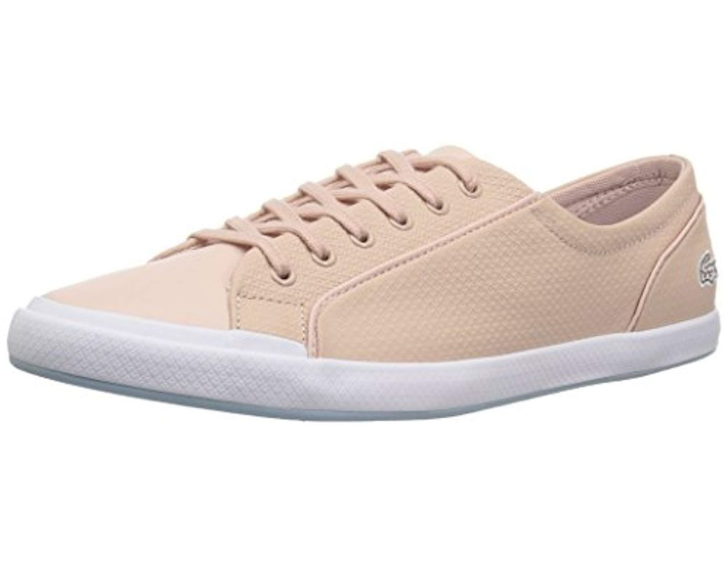 ab64a17dc02b Lyst - Lacoste  s Lancelle 6 Eye Sneakers - Save 34%