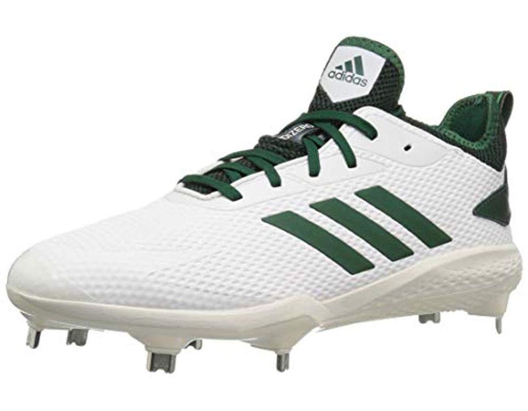 834f2e0be234 Lyst - adidas Adizero Afterburner V Baseball Shoe in Green for Men