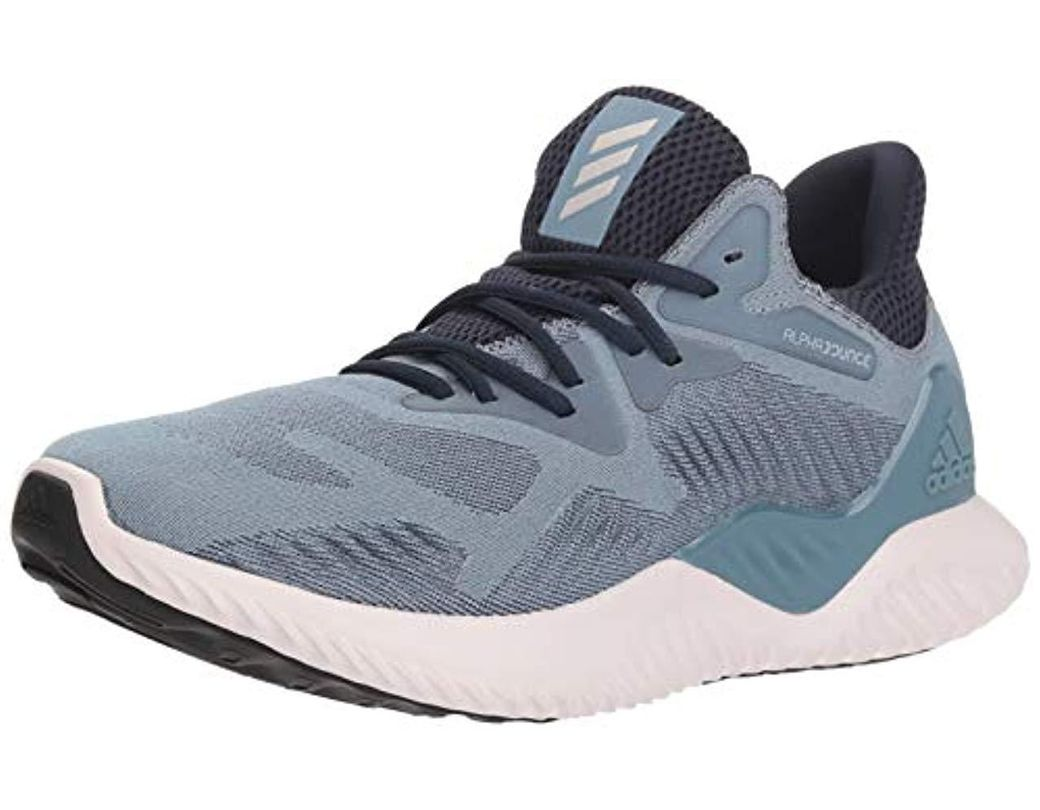 9ed64fe74933b Lyst - adidas Alphabounce Beyond W Running Shoe in Gray