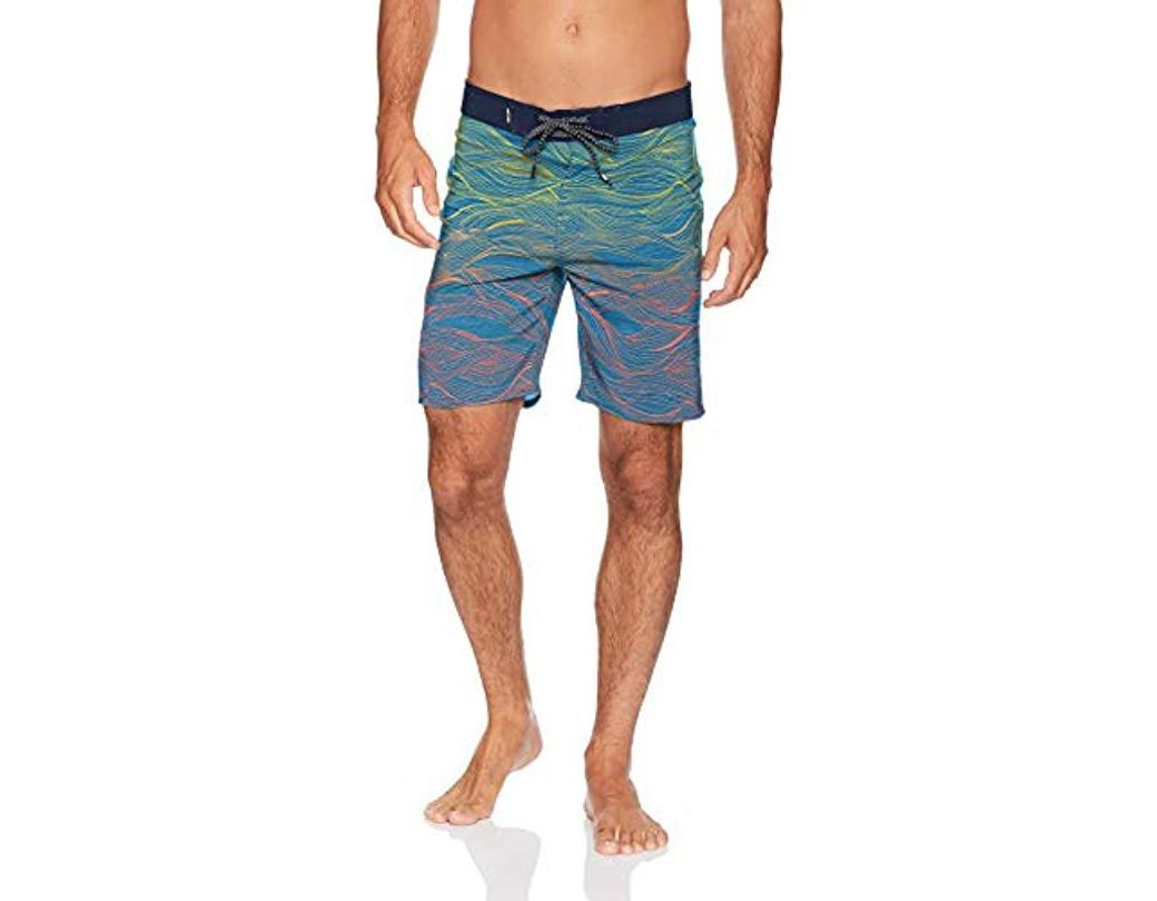 e12a30b792 Lyst - Rip Curl Mirage Wavelength Boardshort in Blue for Men