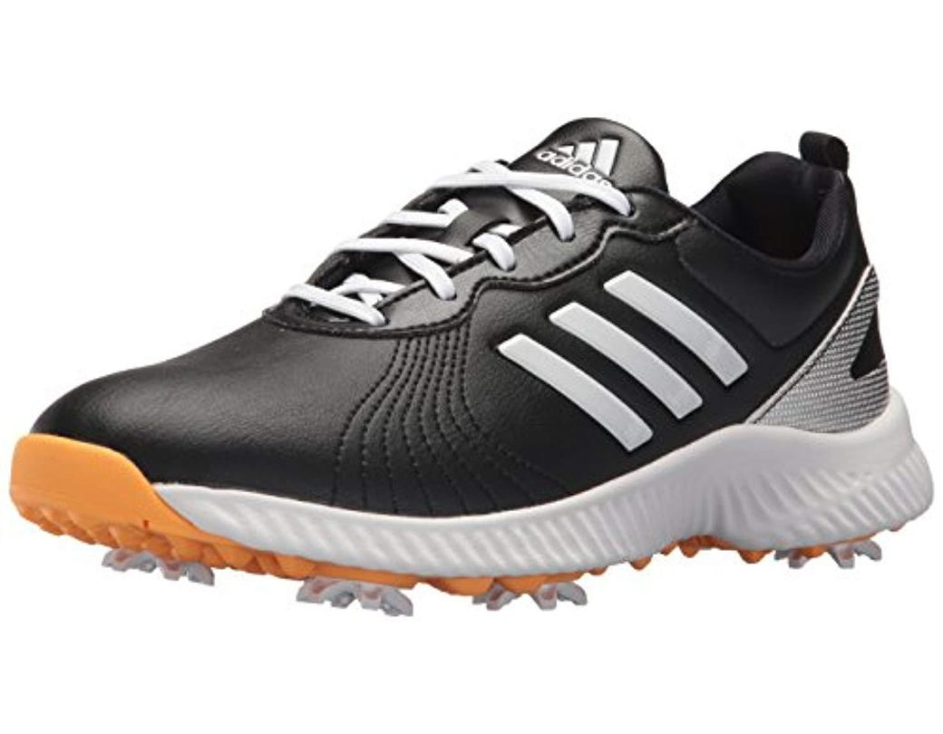 d905693bd Lyst - adidas W Response Bounce Golf Shoe in Black - Save 34%