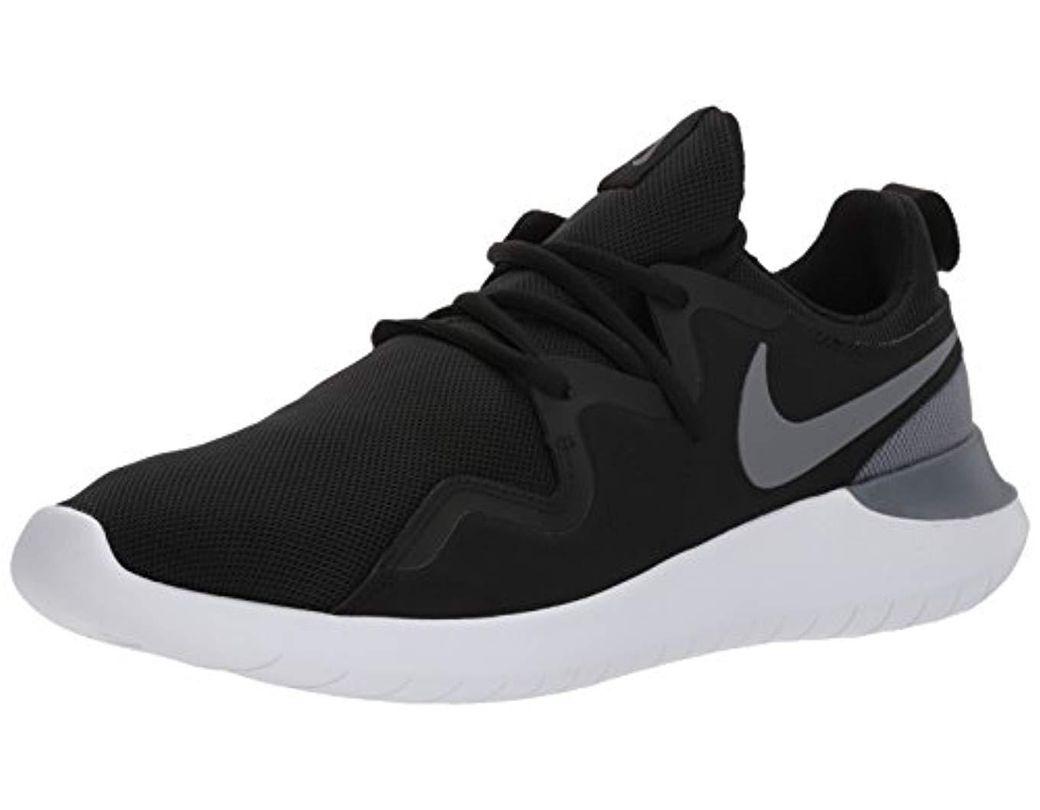 2765ae91f03fa Lyst - Nike Tessen Running Shoe in Black for Men - Save 26%