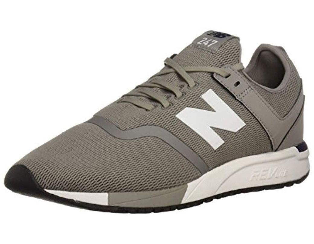 40b3b3fbfcb7 Lyst - New Balance 247d1 Sneaker in Gray for Men - Save 33%
