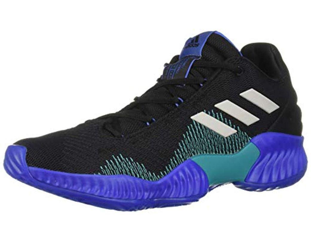 51a01a450 Lyst - adidas Originals Pro Bounce 2018 Low Basketball Shoe for Men