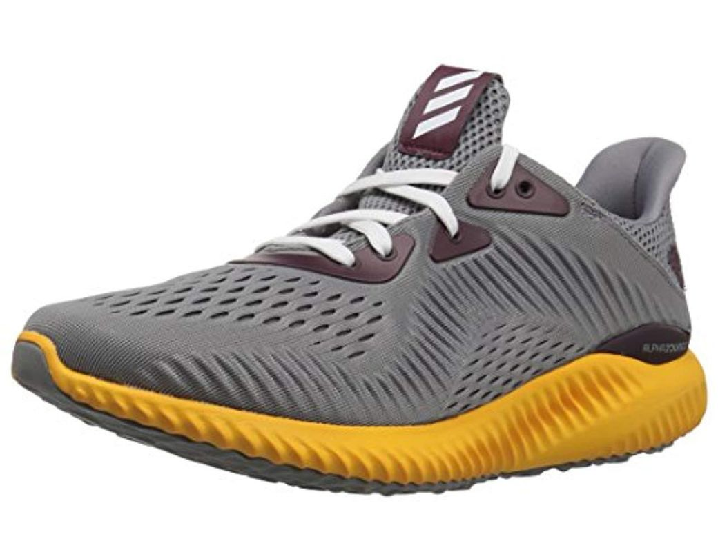 377c3590901f1 Lyst - adidas Alphabounce Em U Running Shoe in Gray for Men - Save 25%