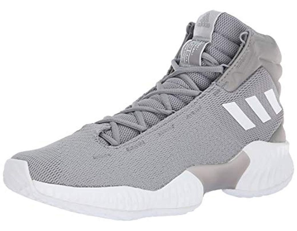 f2fe8e037 Lyst - adidas Originals Pro Bounce 2018 Basketball Shoe in Gray for Men