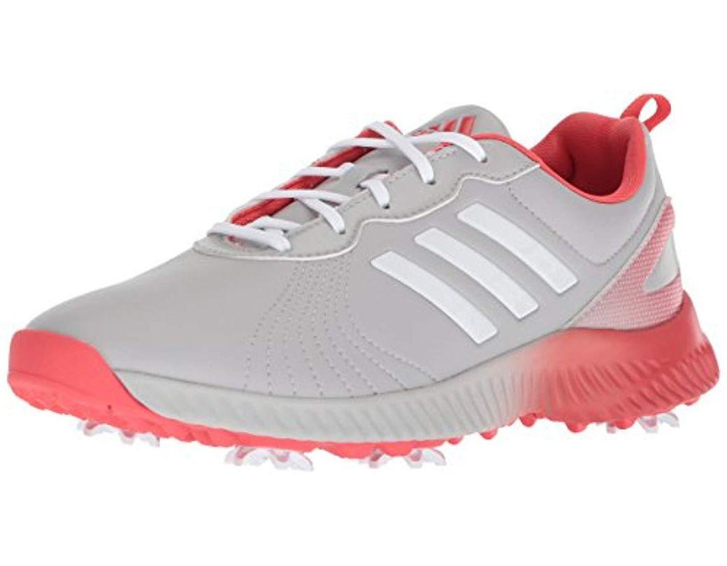437031080 Lyst - adidas W Response Bounce Golf Shoe - Save 43%