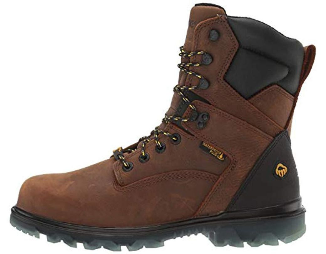 5c19a694745 Wolverine - Brown I-90 Epx 8'' Composite Toe Construction Boot for Men -  Lyst