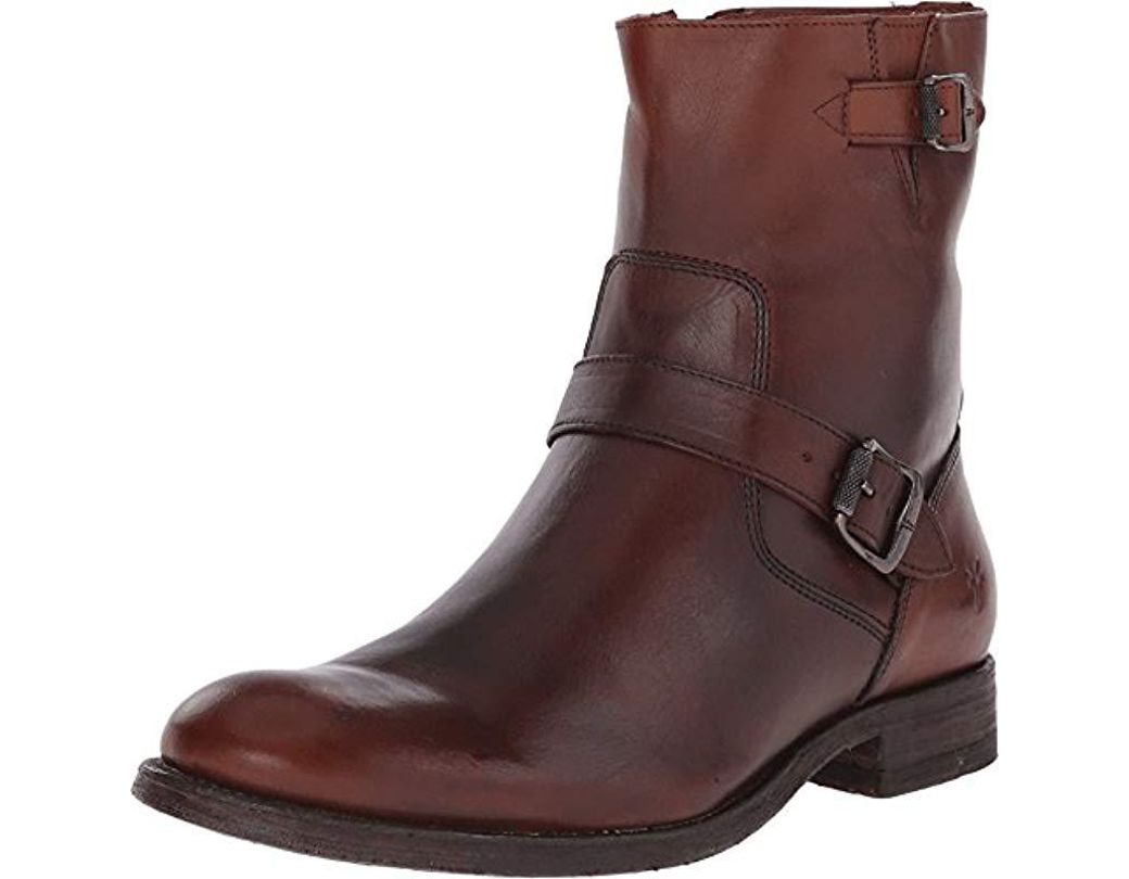 149f9c82fc Frye S Jacob Engineer in Brown for Men - Lyst