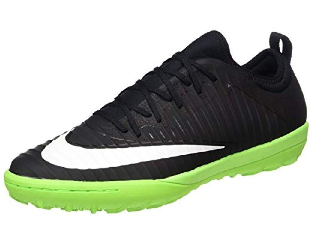 reputable site deff0 a2ce1 Nike. Men s Black Mercurialx Finale Ii Tf Soccer Shoe