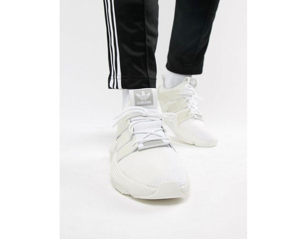 meet db168 cfaaa adidas Originals. Men s Prophere Sneakers In White B37454