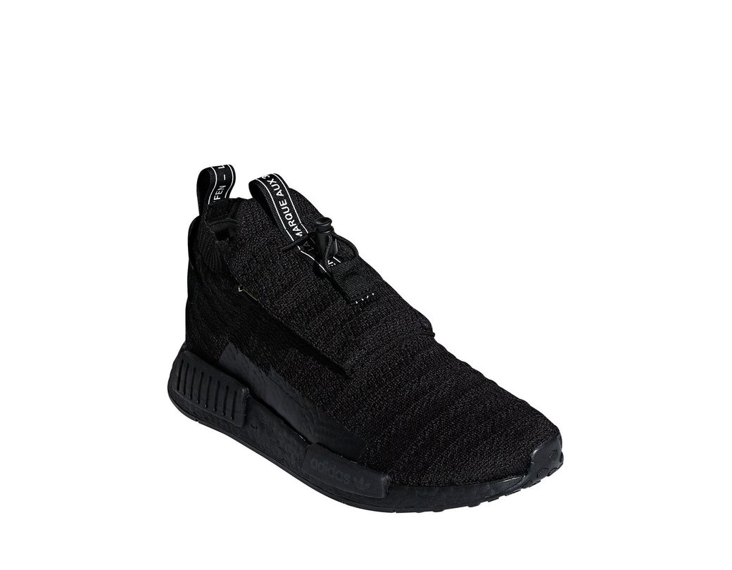 8959e06d22c4f Lyst - adidas Men s Nmd Ts1 Primeknit Trainer Sneakers in Black for Men