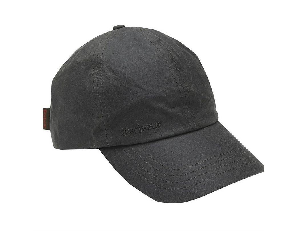 c3b9e00b921389 Barbour Wax Sports Cap for Men - Lyst