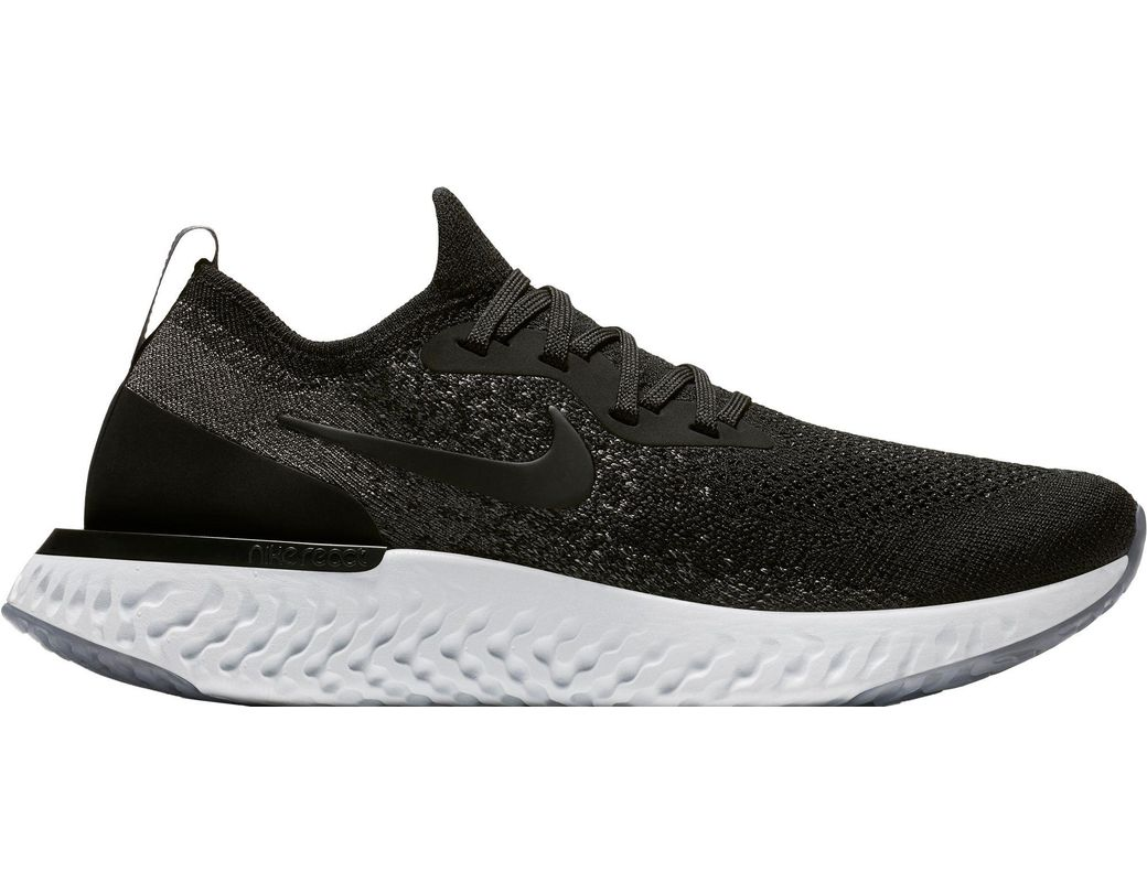 04055ac47388f Nike. Women s Black Epic React Flyknit Running Shoe.  150  102 From Dick s  Sporting Goods