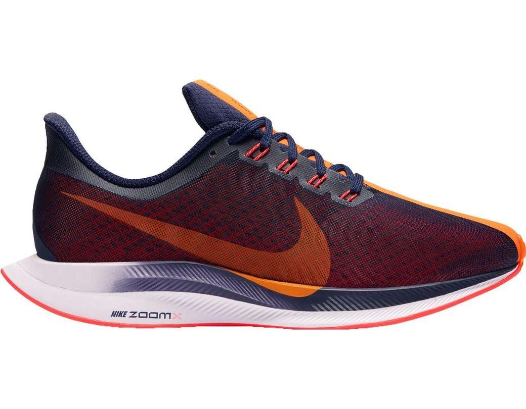 3b2454f4c5f5 Lyst - Nike Zoom Pegasus Turbo Running Shoe in Blue - Save 43%