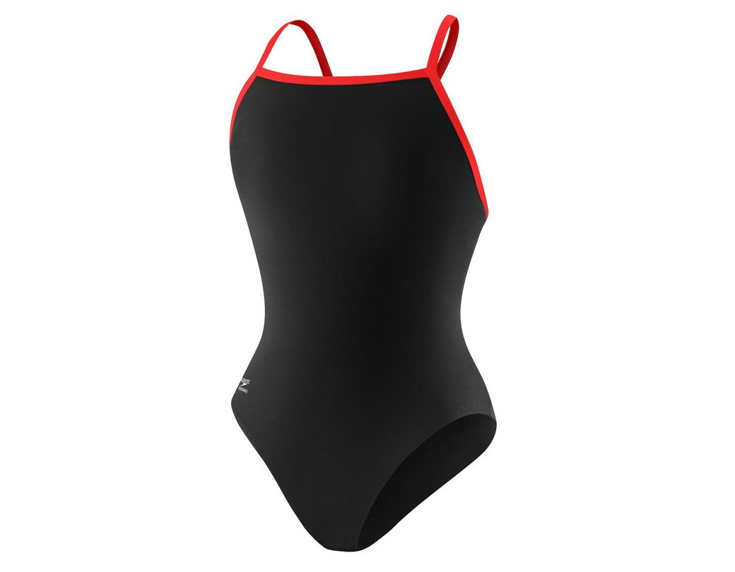 09f54a66b1da2 Speedo Flyback Endurance+ Training Swimsuit in Black - Lyst