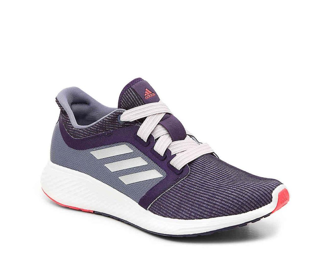 81f178a66 Lyst - adidas Edge Lux 3 Lightweight Running Shoe in Purple