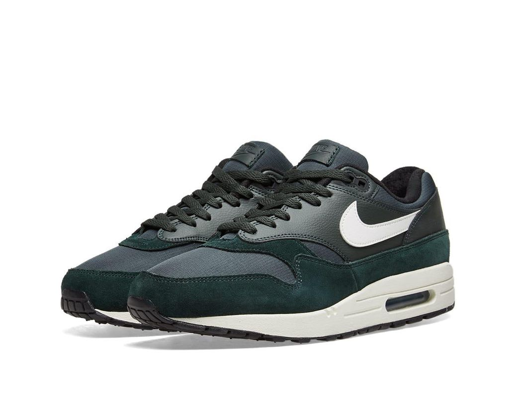 6fe8c763a1a210 Lyst - Nike Air Max 1 Essential in Green for Men - Save 4%