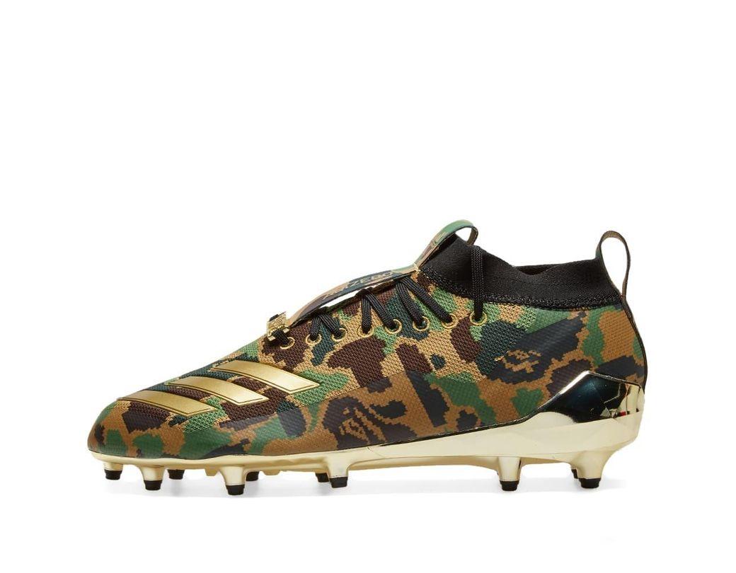 ccfe794bdb29 adidas Originals Adidas X Bape Cleat in Green for Men - Lyst