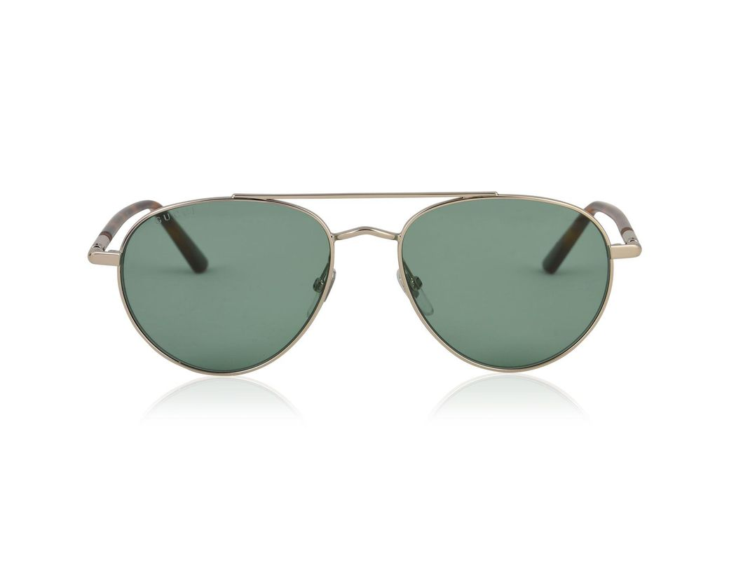 c8ab6b8a8cd Lyst - Gucci Gg0388s Sunglasses in Green for Men