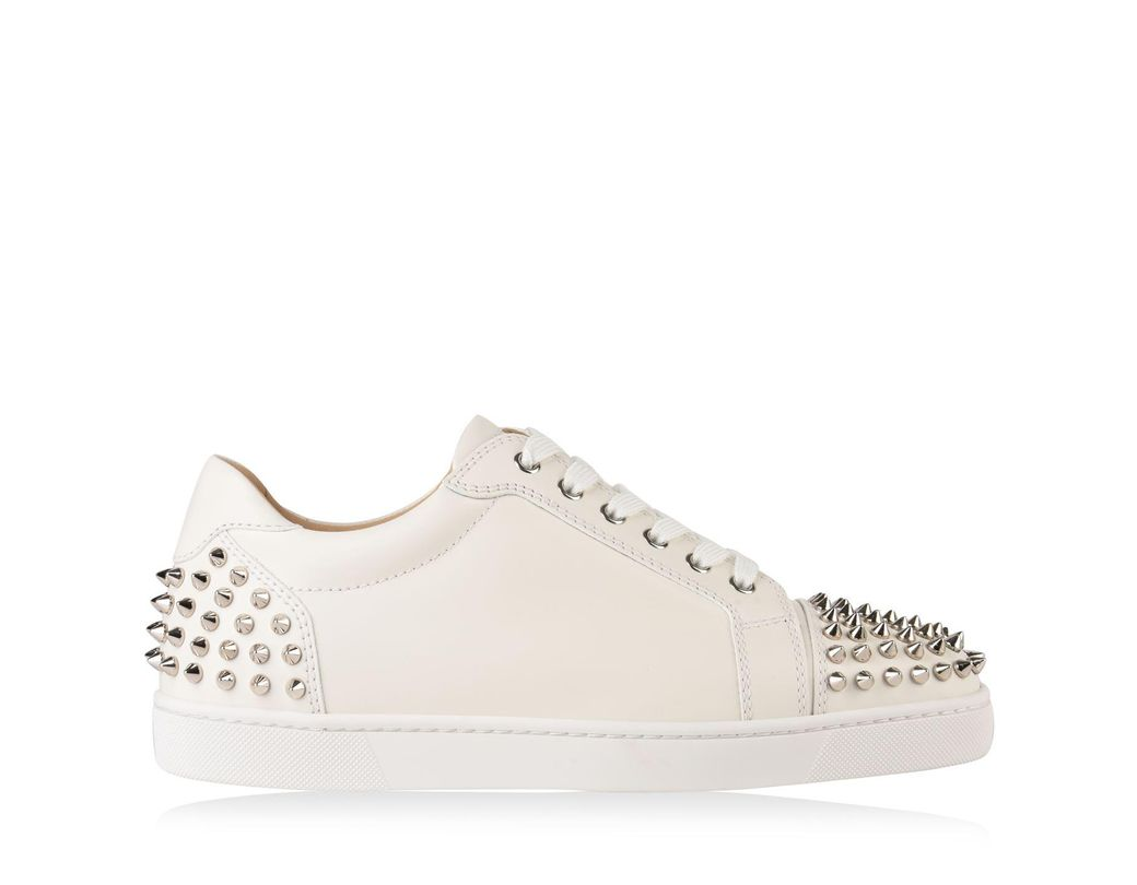 529c923f6232 Lyst - Christian Louboutin Seavaste Spike Trainers for Men