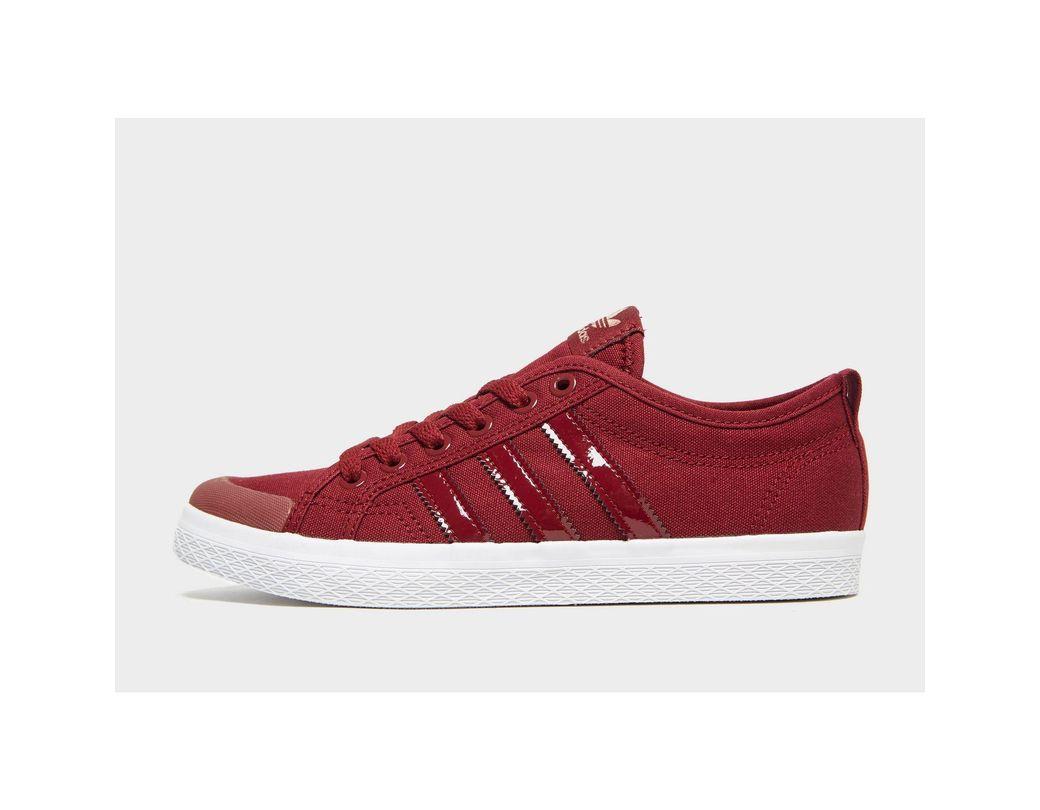 1a2c91f43891 adidas Originals Honey Lo in Red - Lyst