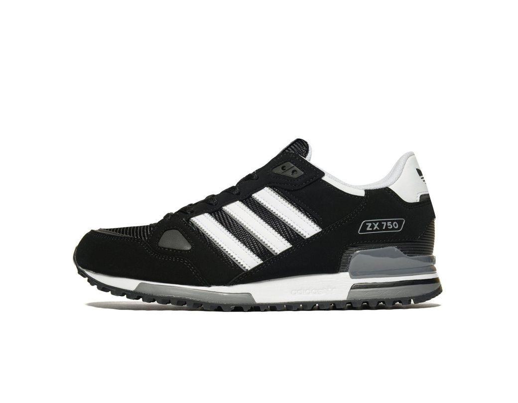 78695a6c1 Lyst - adidas Originals Zx 750 in Black for Men - Save 7%