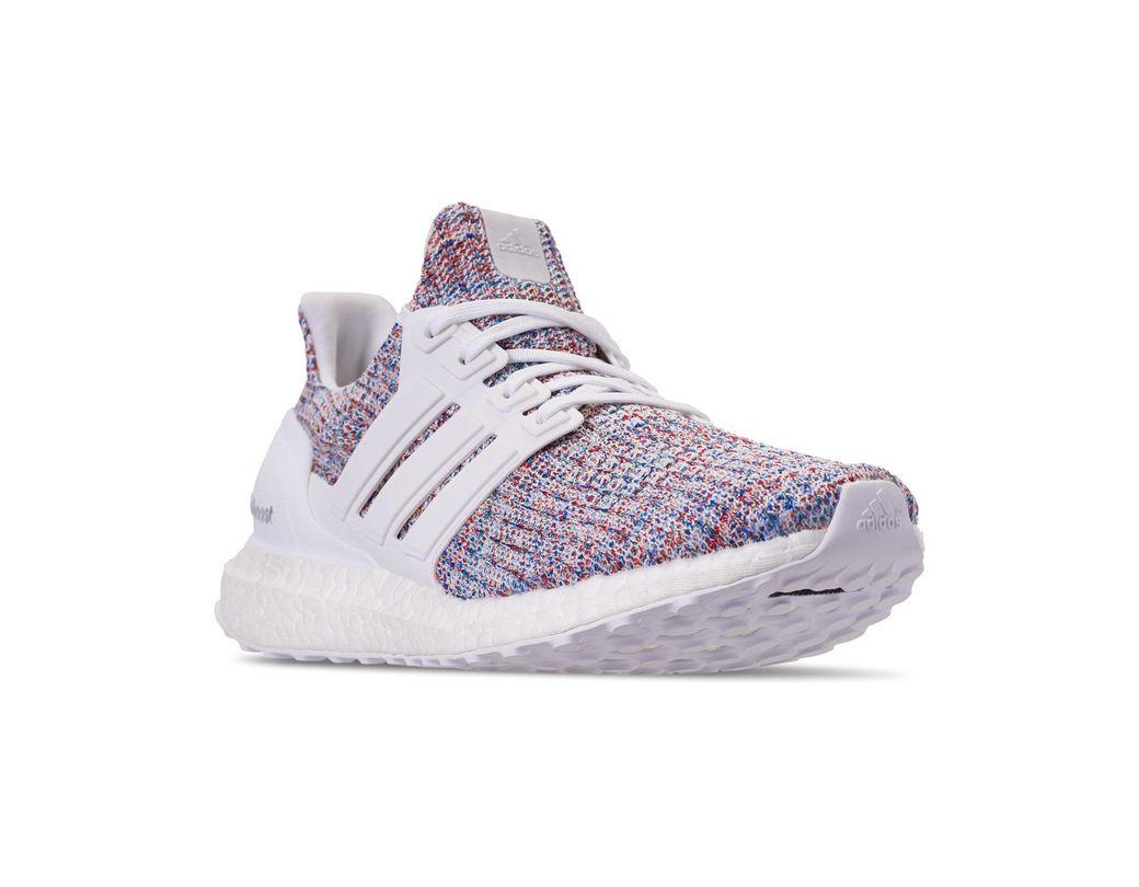 dbc97de28 Lyst - adidas Men s Ultraboost Running Sneakers in White for Men ...