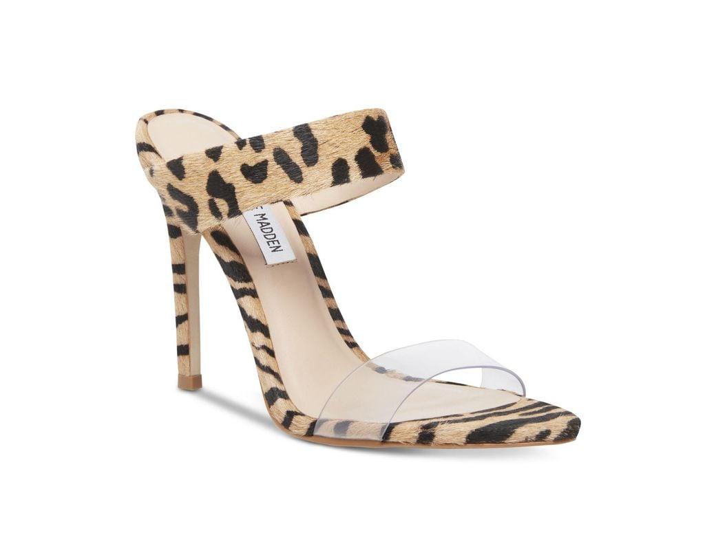 fb2ad5d74e7c Steve Madden. Women s Amaya Vinyl Sandals