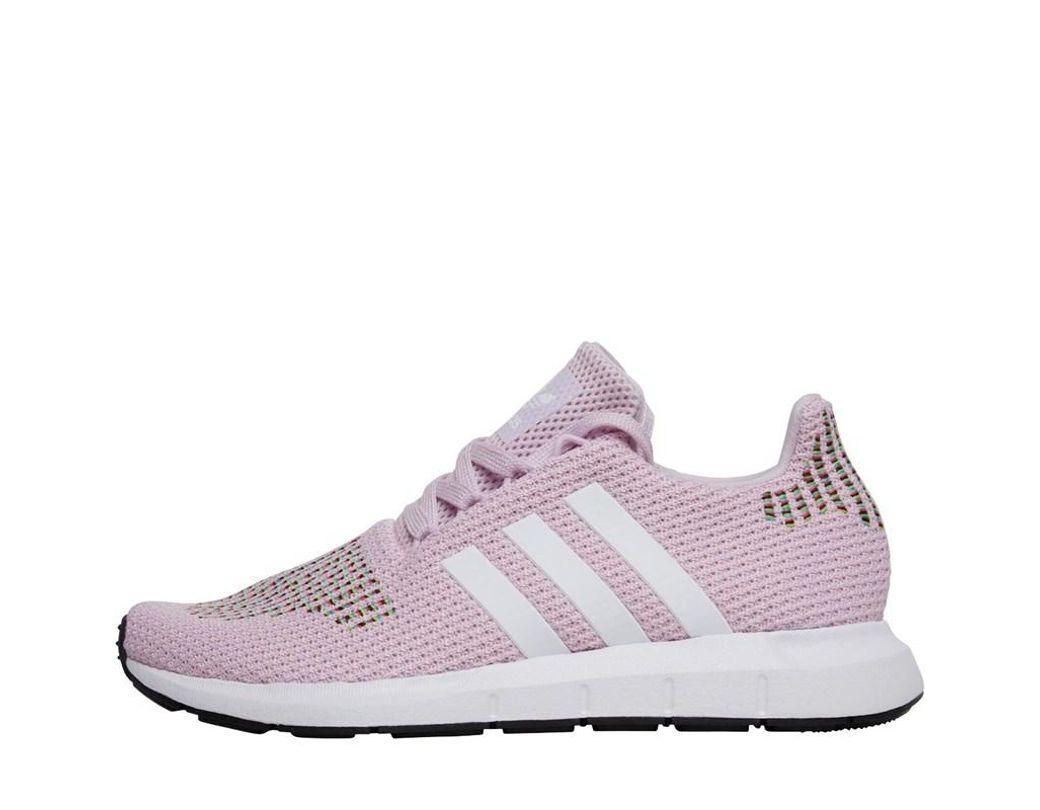 1e3cf549a5fe7 adidas Originals Swift W Running Shoe in Pink - Lyst