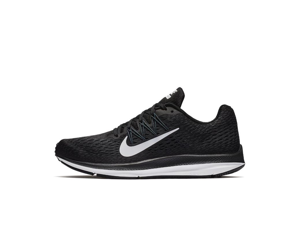 f891608dea7df Lyst - Nike Air Zoom Winflo 5 Men s Running Shoe in Black for Men - Save 23%