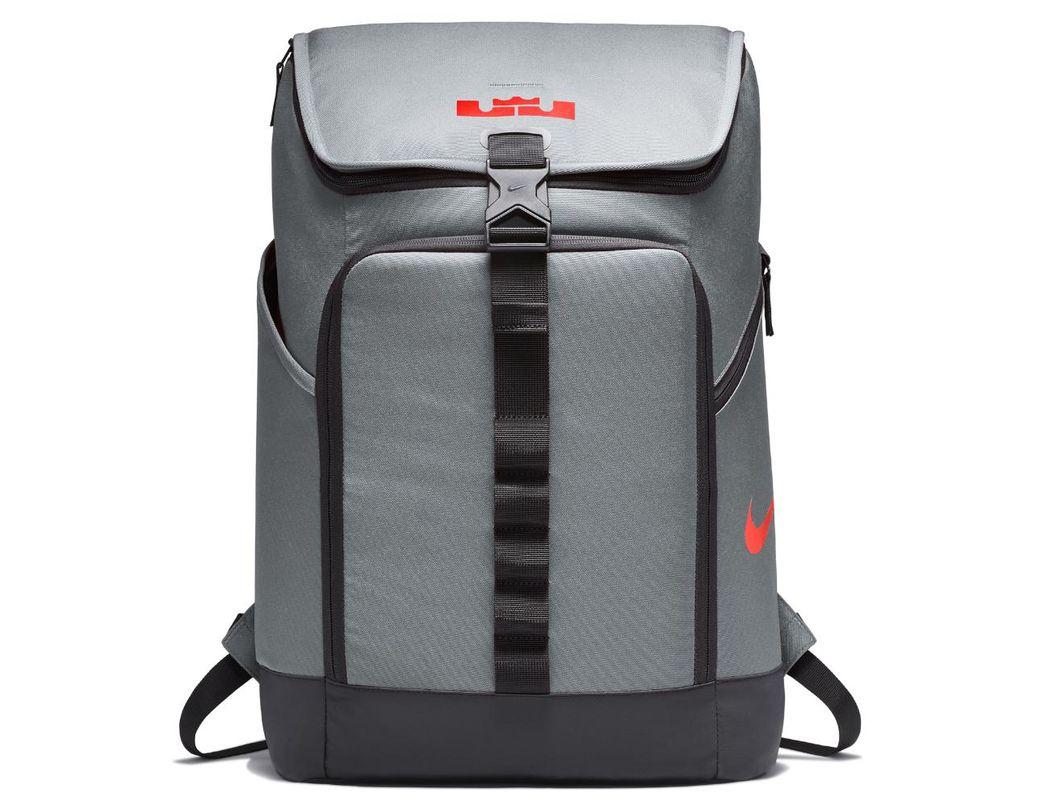 c664c168081cb3 Lyst - Nike Lebron Max Air Ambassador Backpack (grey) in Gray for Men
