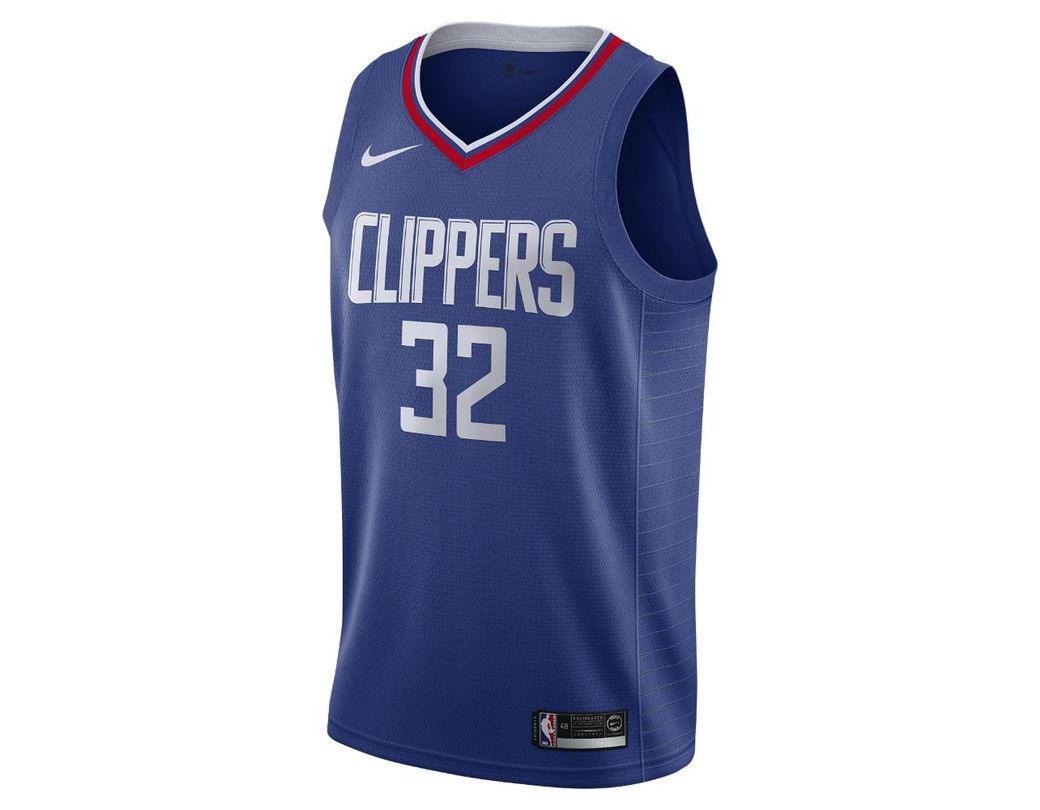a492943518da Lyst - Nike Blake Griffin Icon Edition Swingman Jersey (la Clippers) Men s  Nba Connected Jersey in Blue for Men