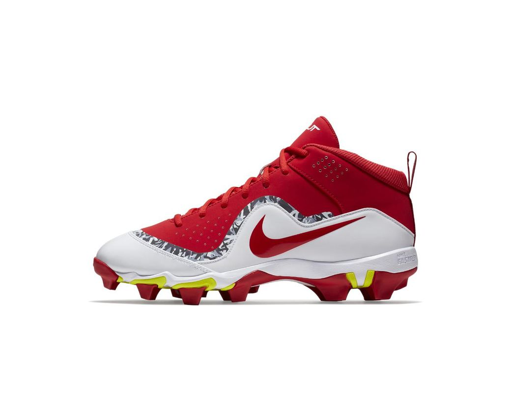 32a8c344a4868 Lyst - Nike Force Trout 4 Keystone Men s Baseball Cleats in Red for Men