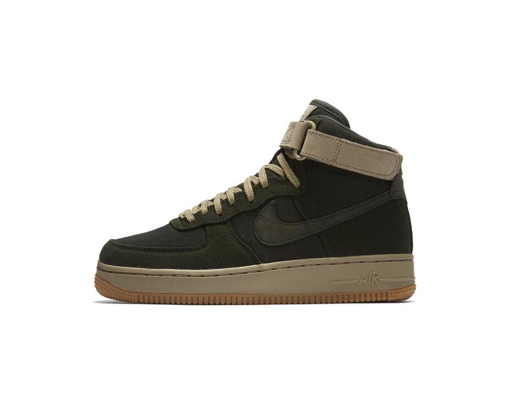 790a8e8708 Lyst - Nike Air Force 1 High Ut Women s Shoe