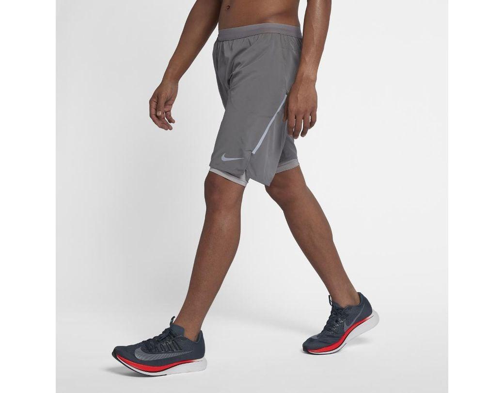 dda4b7a76c3d Lyst - Nike Flex Stride Men s 9