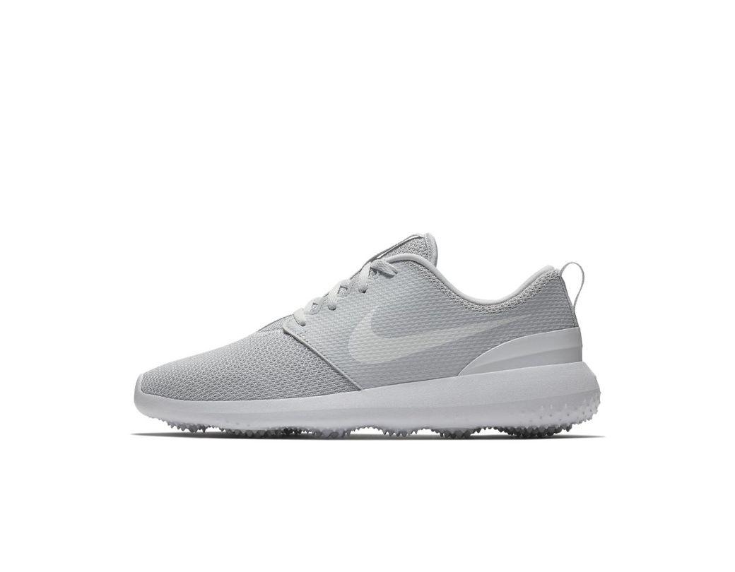 9205d237a98b Lyst - Nike Roshe G Golf Shoe in White for Men