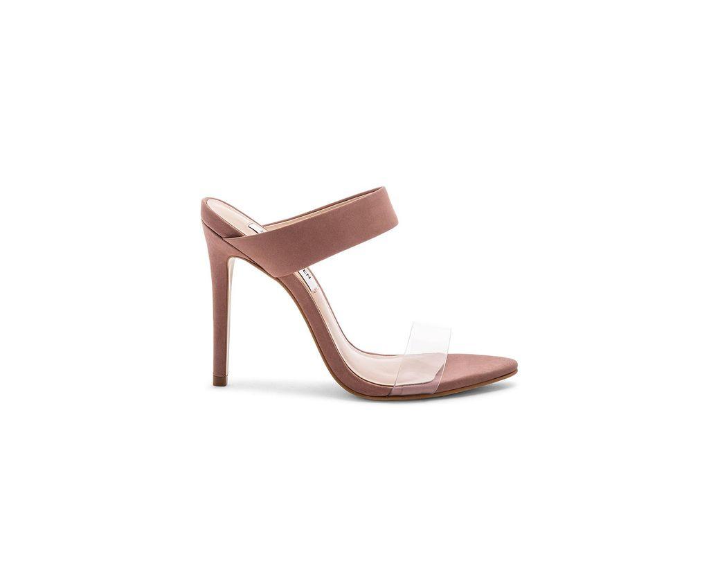 c9694ca728ac Lyst - Steve Madden Amaya Heel in Pink